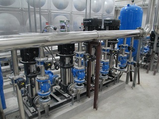 Water and Wastewater System